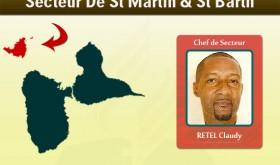Secteur de St Martin & St Barth