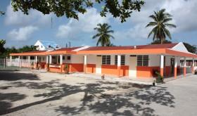 école et église de Marie-Galante Rénovées