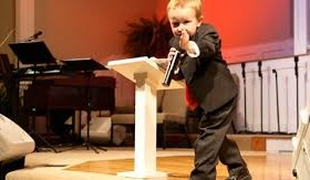 Enfant prédicateur