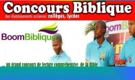 Boom Biblique mai 2015