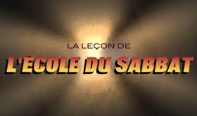 Ecole Du Sabbat 3T 2018 – Le livre des Actes – Leçon 12