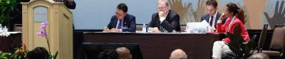 Les dirigeants religieux discutent des réponses à apporter au mouvement mondial des réfugiés et des migrants
