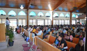 Les Adventistes à Ste-Croix sont encouragés à aller de l'avant et à servir la communauté