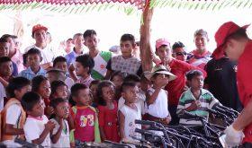 L'église Adventiste distribue 400 vélos neufs aux familles nécessiteuses dans le Nord de la Colombie