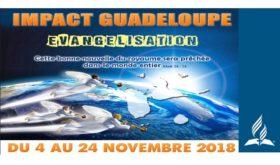Ministères Personnels : «Impact Guadeloupe»