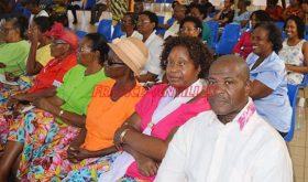 Département Famille : Journée d'allégresse et d'actions de grâces des Aîné(e)s