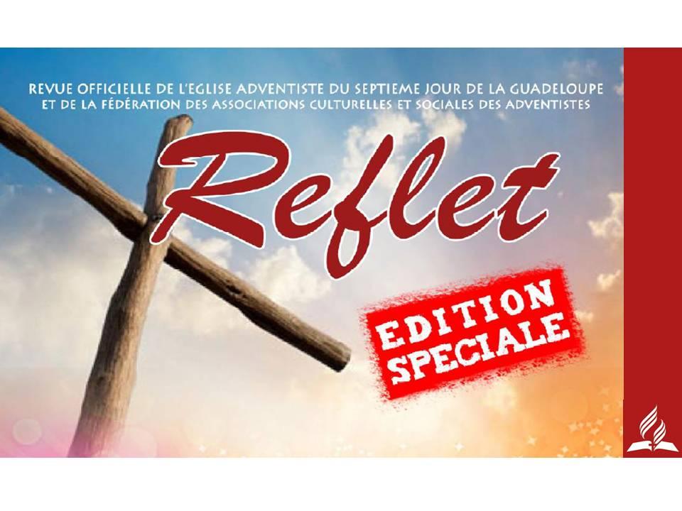 Reflet :  Edition spéciale 2019